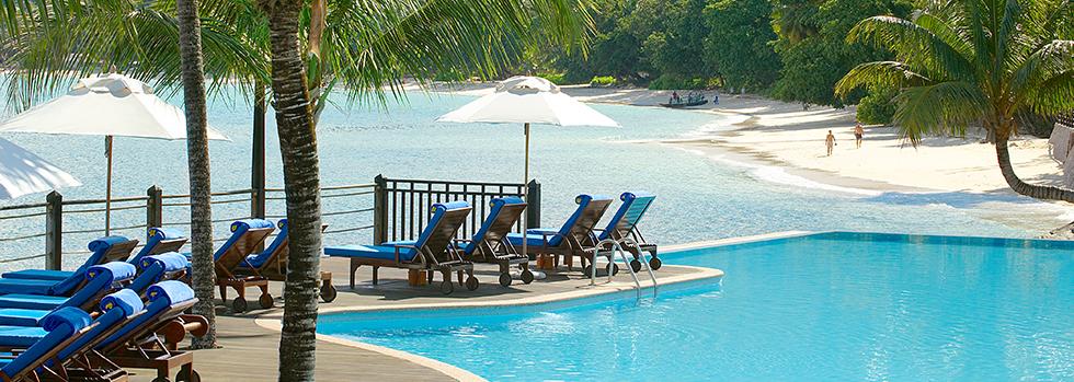 Hôtel aux Seychelles : Meridien Fisherman's Cove