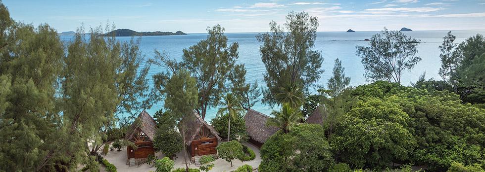 Merveilles réunionnaises & luxe malgache