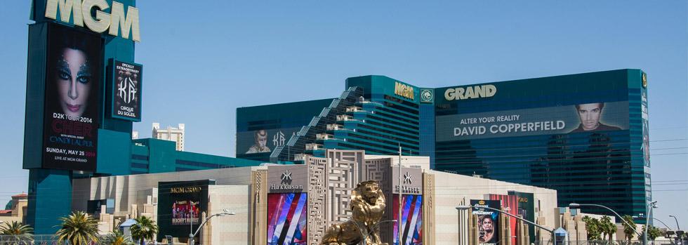 MGM Grand à Las Vegas