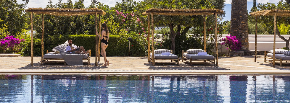 Minos beach Art Hotel - Crete - Grece