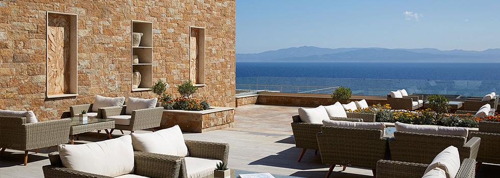 Le Miraggio Thermal Spa Resort à Halkidiki