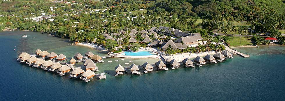 Hôtel Manava Beach Resort & Spa