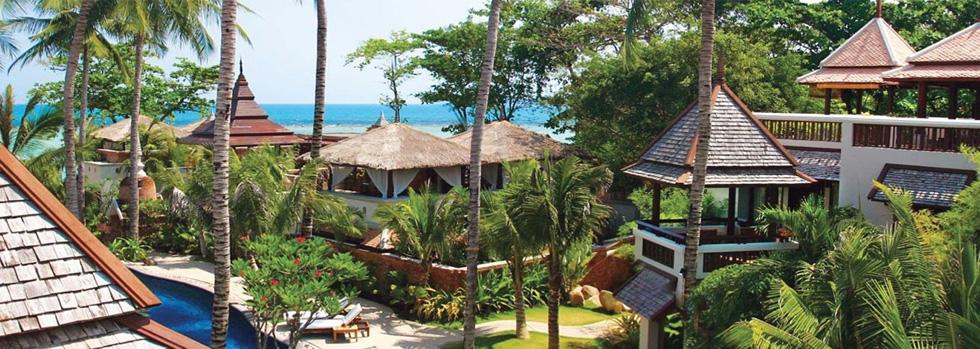 Le Muang Samui Spa Resort