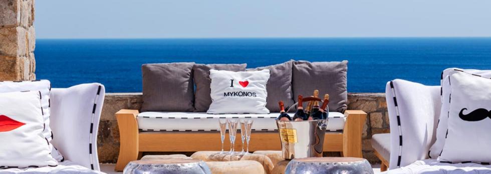 Myconian Imperial Resort Grèce Mykonos Cyclades
