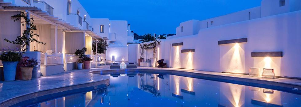 Vacances au Mykonos Ammos en Grèce