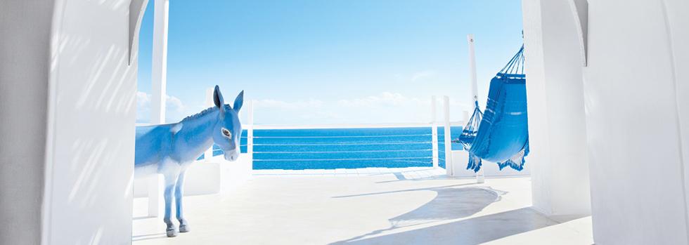 Mykonos Blu en Grèce