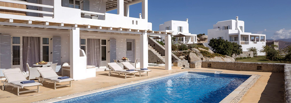 Naxian Collection Luxury Villas & Suites à Naxos