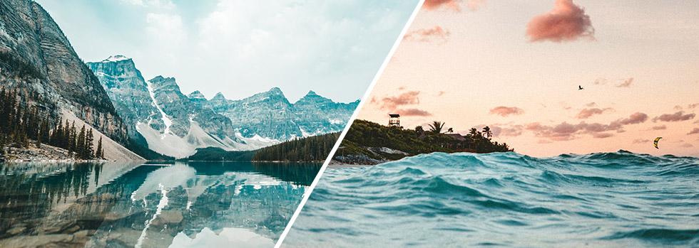 Voyage Canada Mexique