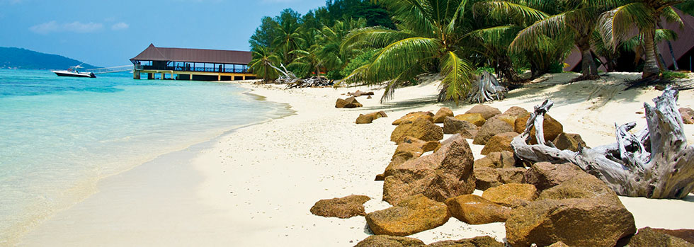 Hôtel aux Seychelles : New Emerald Cove