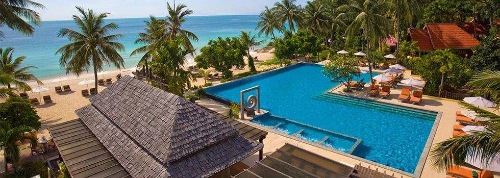 Séjour au New Star Beach Resort à Koh Samui