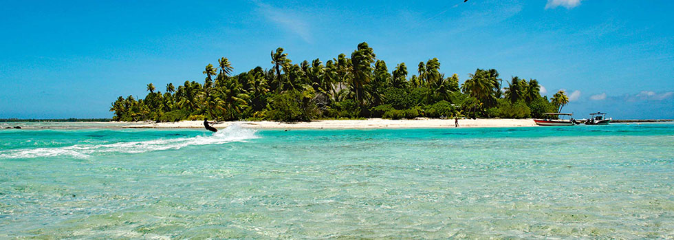 Séjour dans l'atoll de Tikehau : Ninamu Resort