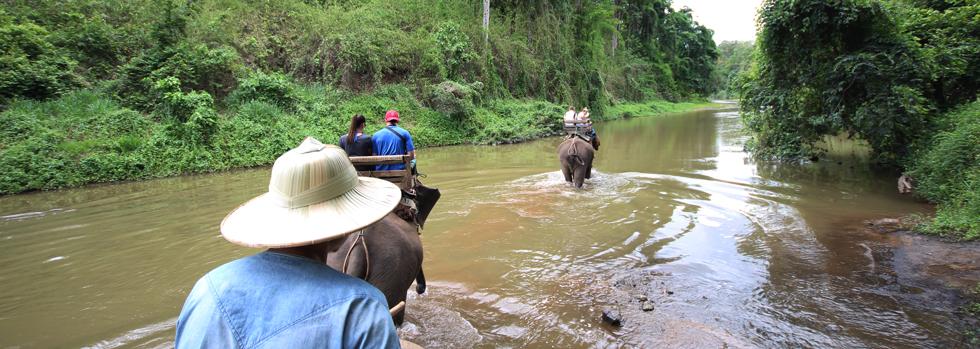 Nord la Boucle en Thaïlande