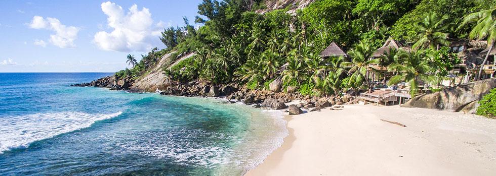 Hôtel de luxe aux Seychelles : North Island