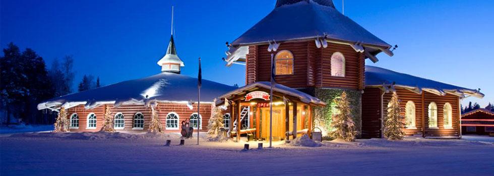 Nouvel An à Rovaniemi - Arctic Pohtimo