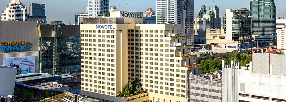Restaurant du Novotel Bangkok On Siam Square