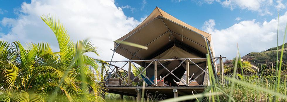 Séjour à l'Île Maurice : Otentic Eco Tent