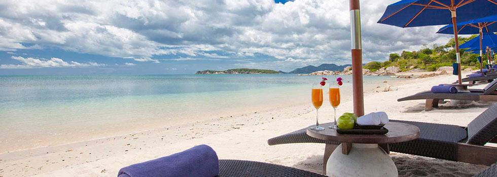 Séjour à l'Outrigger Koh Samui Beach Resort à Koh Samui