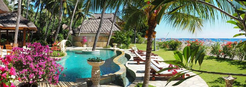 Palm Garden Amed : un hôtel simple et convivial dans une région paisible