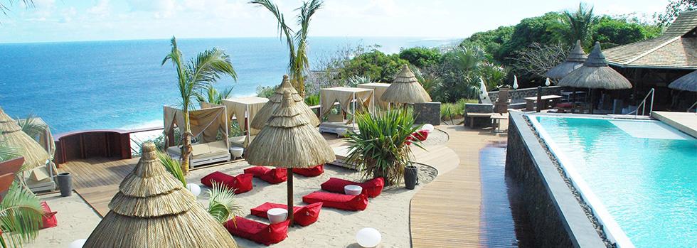 Palm Hôtel & Spa, un établissement de luxe à la Réunion