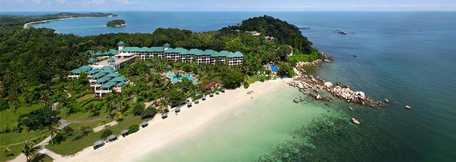 Séjour à Bintan : Angsana Resort & Spa