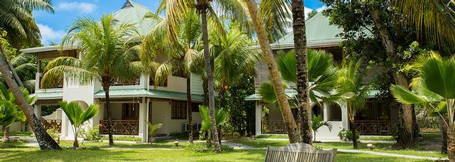 Hôtel aux Seychelles : Indian Ocean Lodge