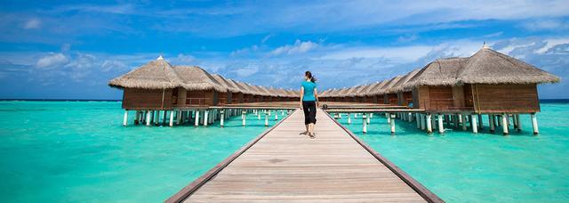 Maalifushivaru aux Maldives