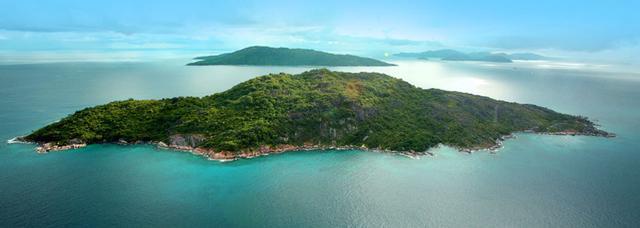 Hôtel de luxe aux Seychelles : Six Senses Zil Pasyon