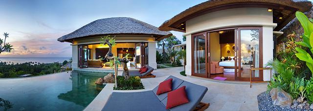 The Griya Villas and Spa : un hôtel à taille humaine à Amed