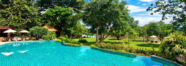 Séjour à The Legend Chiang Rai Boutique River Resort & Spa