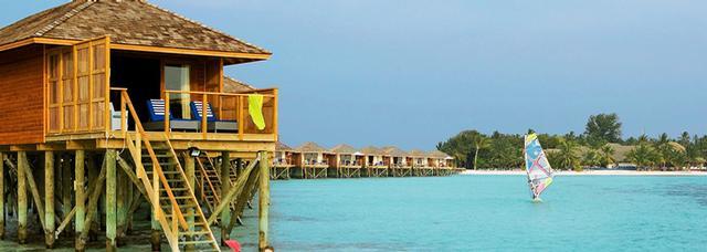 Vilamendhoo Island Resort & Spa, un établissement de rêve pour vos vacances