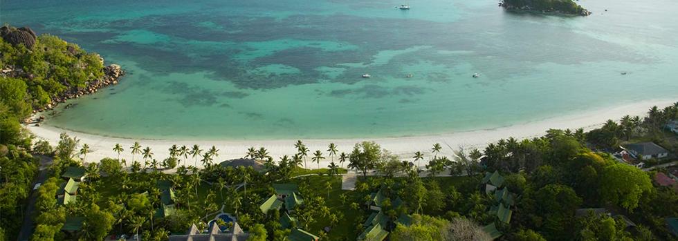Hôtel à Praslin : Paradise Sun