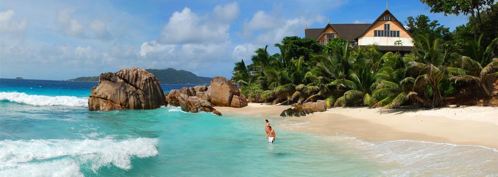 Hôtel aux Seychelles : Patatran Village