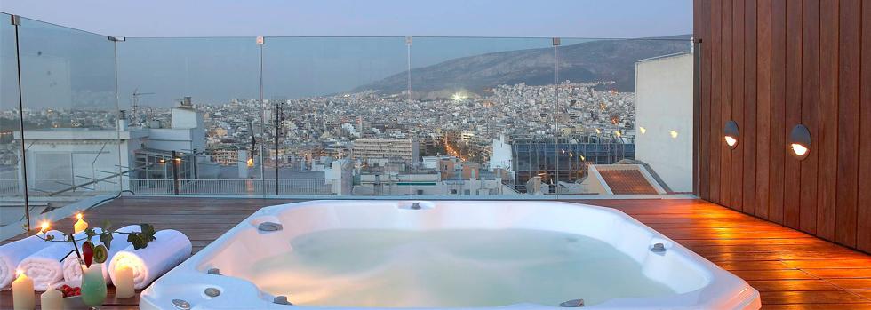 Hôtel Periscope à Athènes en Grèce