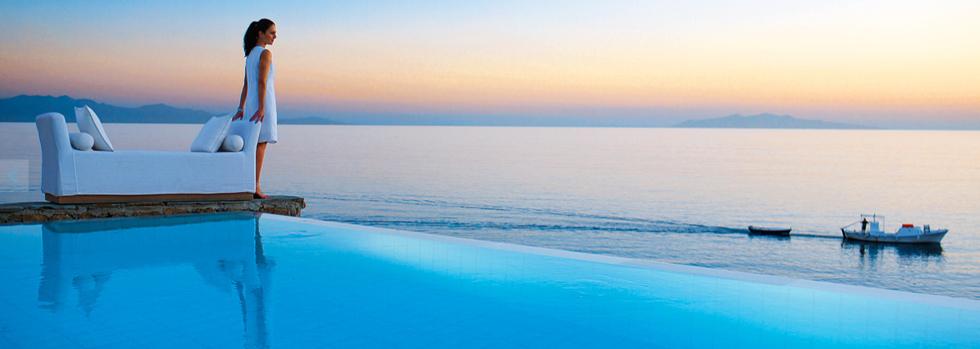 Petasos Beach Resort & Spa à Mykonos Grèce