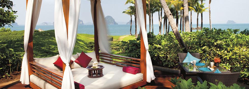 Séjour au Phulay Bay, a Ritz-Carlton Reserve à Krabi