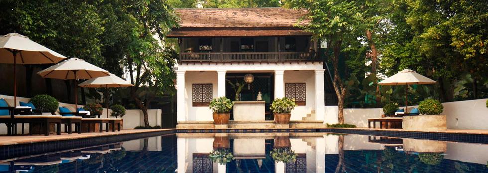 Séjour au Rachamankha à Chiang Mai