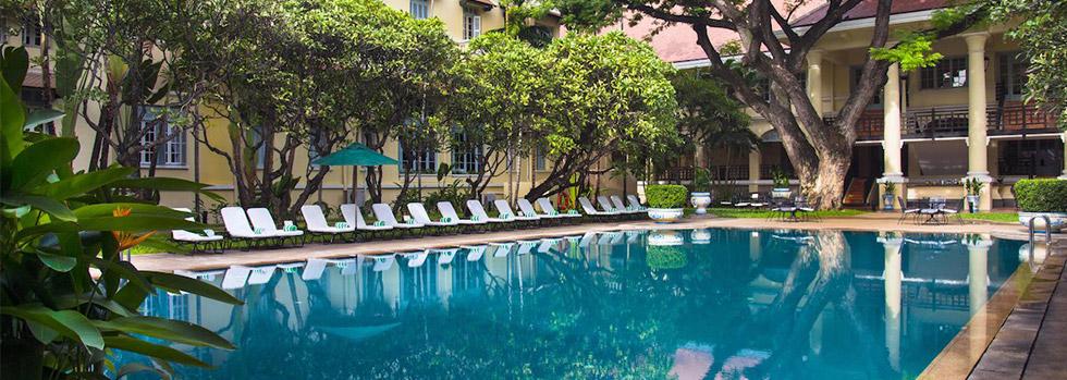 Séjour au Cambodge : Raffles Hôtel Le Royal Phnom Penh
