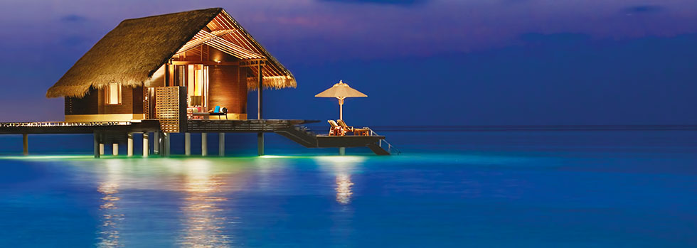 Reethi Rah One and Only un hôtel d'exception aux Maldives