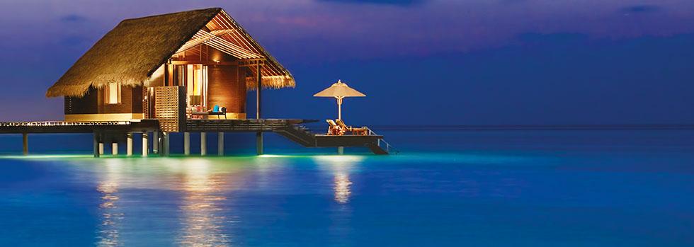 Reethi Rah One and Only un hôtel d'exception aux Maldives