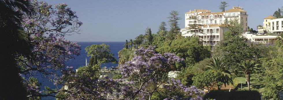 Hôtel de luxe au Portugal : Belmond Reid's Palace