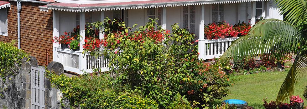 Hôtel à l'île de la Réunion : Relais des Cîmes