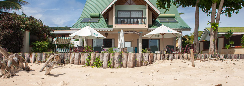 Hôtel aux Seychelles : Relax Beach House
