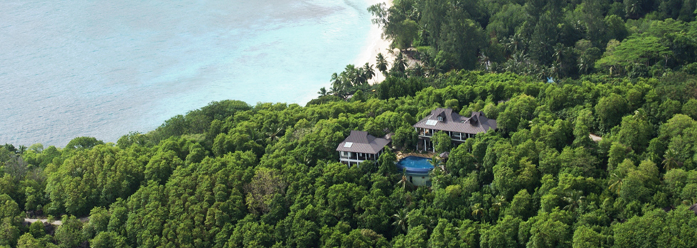 Hôtel aux Seychelles : Residence on The Rocks