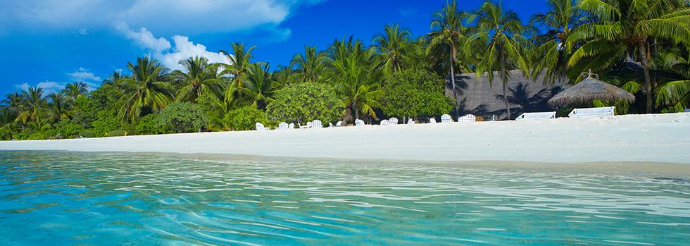 Hôtel Rihiveli trois étoiles aux Maldives