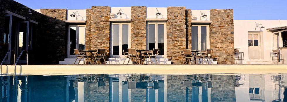 Hôtel à Serifos : Rizes Hotel