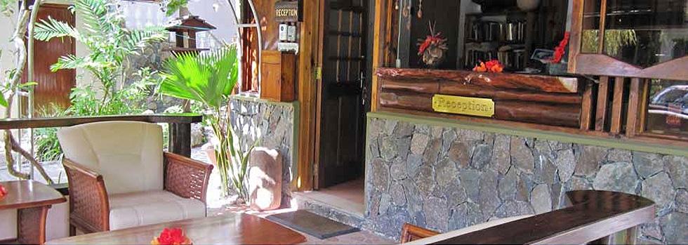 Hôtel aux Seychelles : Romance Bungalows