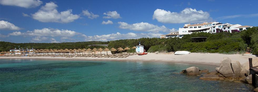Hôtel Romazzino, un des plus beaux hôtels de la Costa Smeralda