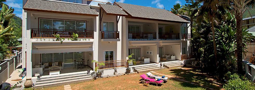 Séjour aux Seychelles : résidence Sables d'Or
