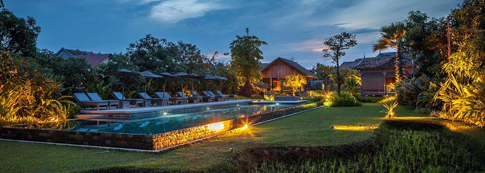 Hôtel à Siem Reap : Sala Lodge