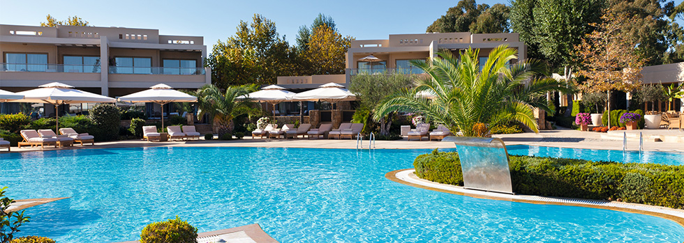 Hôtel Sani Asterias en Grèce
